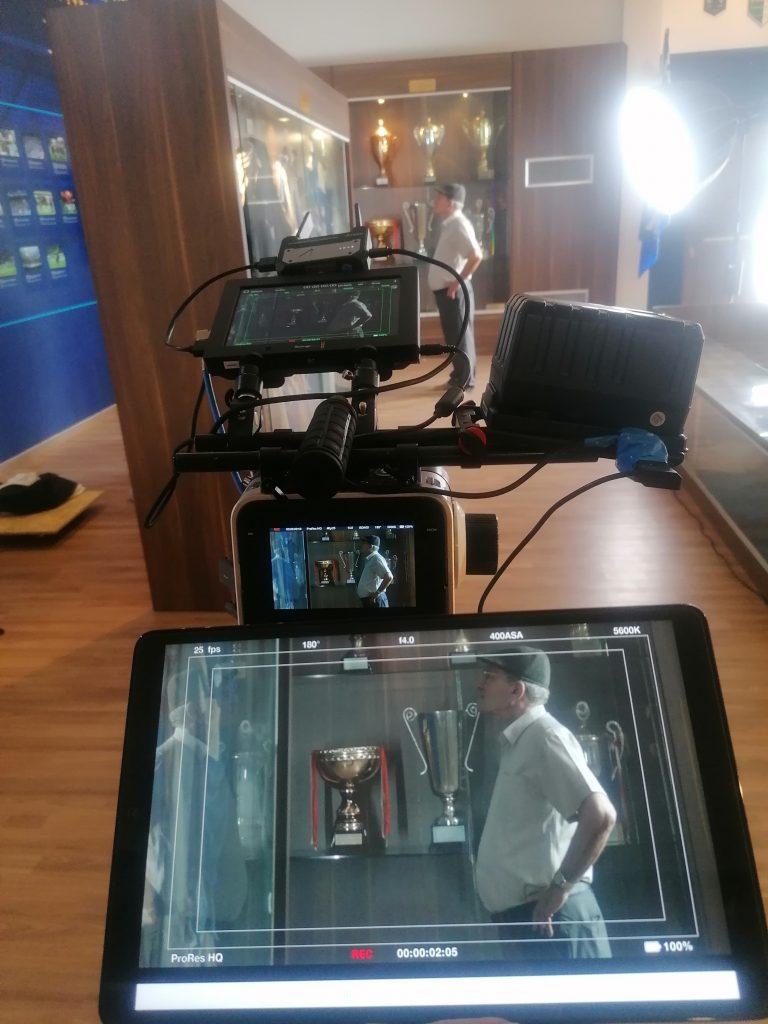 Anorthosis Video - Behind the scenes