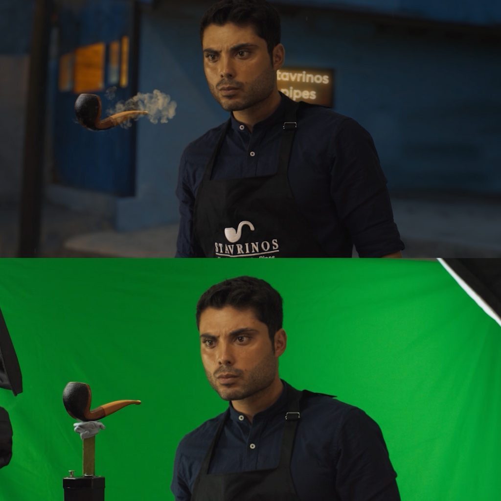 Green Screen and the use of VFX can enhance your videos